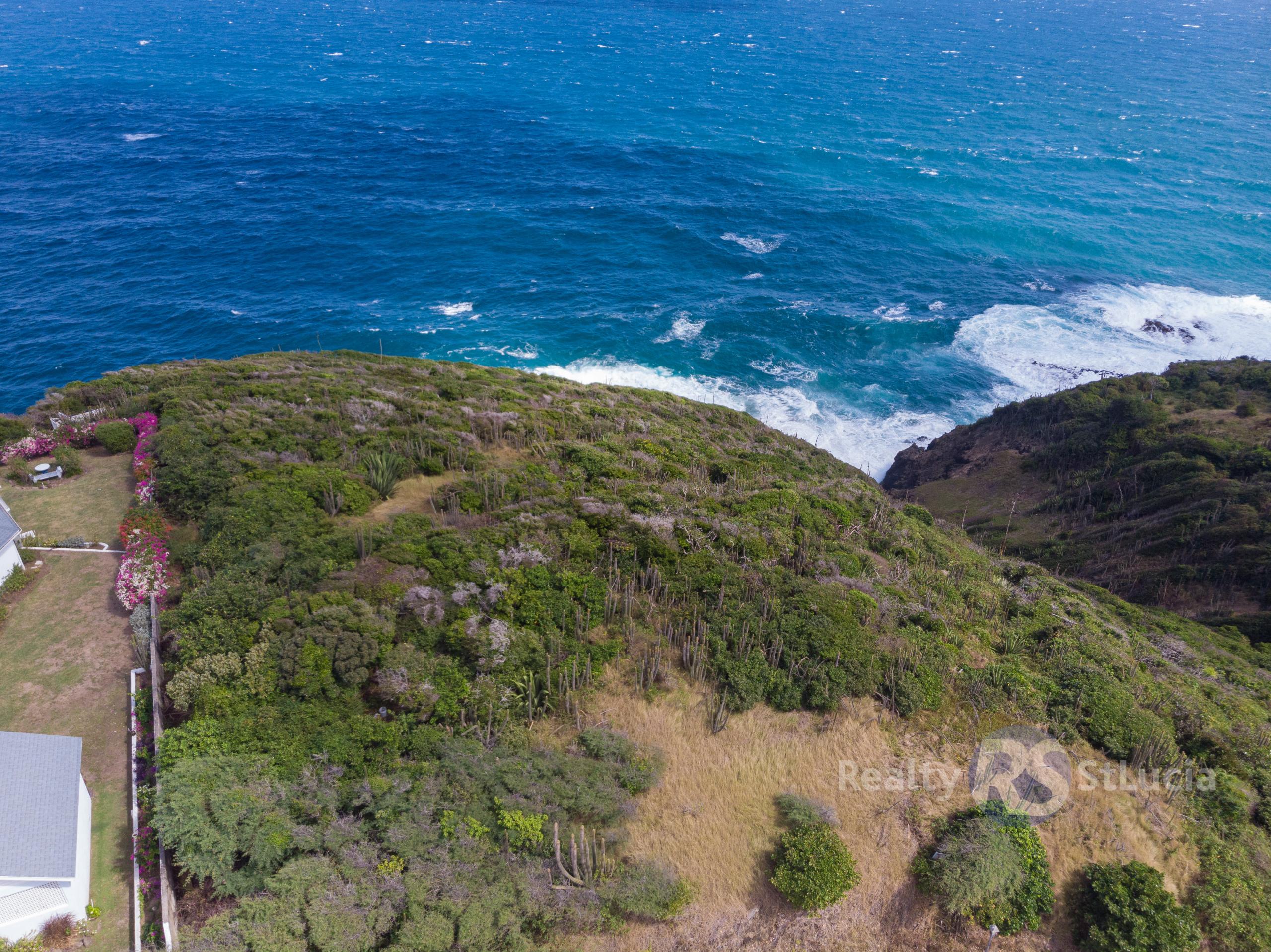 land for sale seabreeze hills cap estate St Lucica