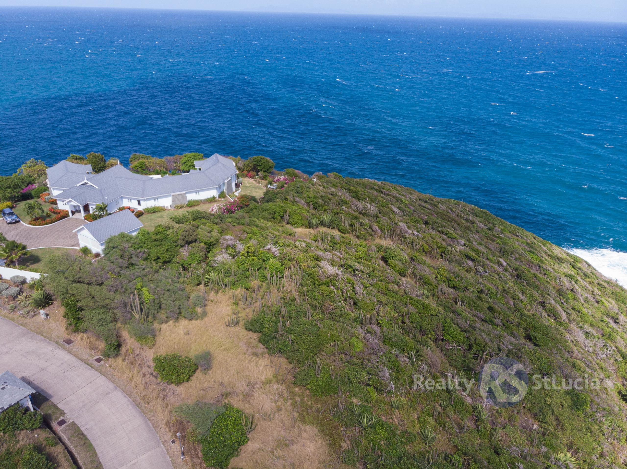 sea breeze hills cap estate land for sale St Lucia