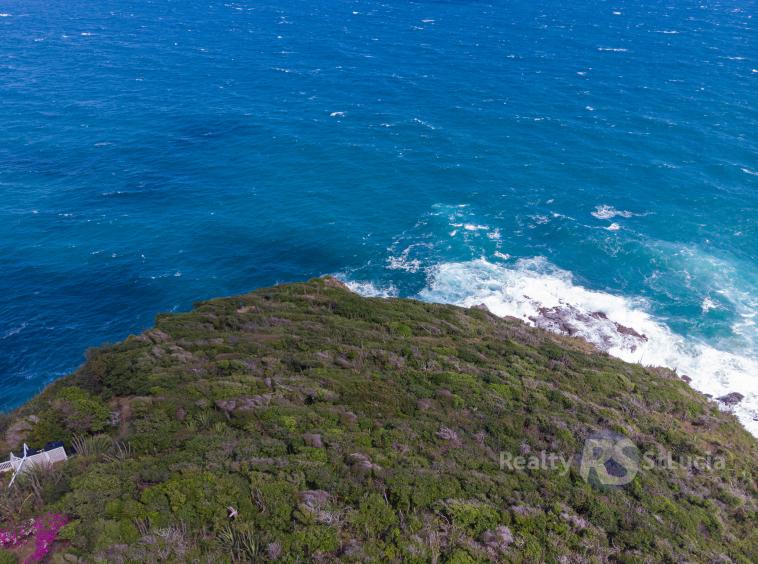 seabreeze hills cap estate land for sale St Lucia Caribbean