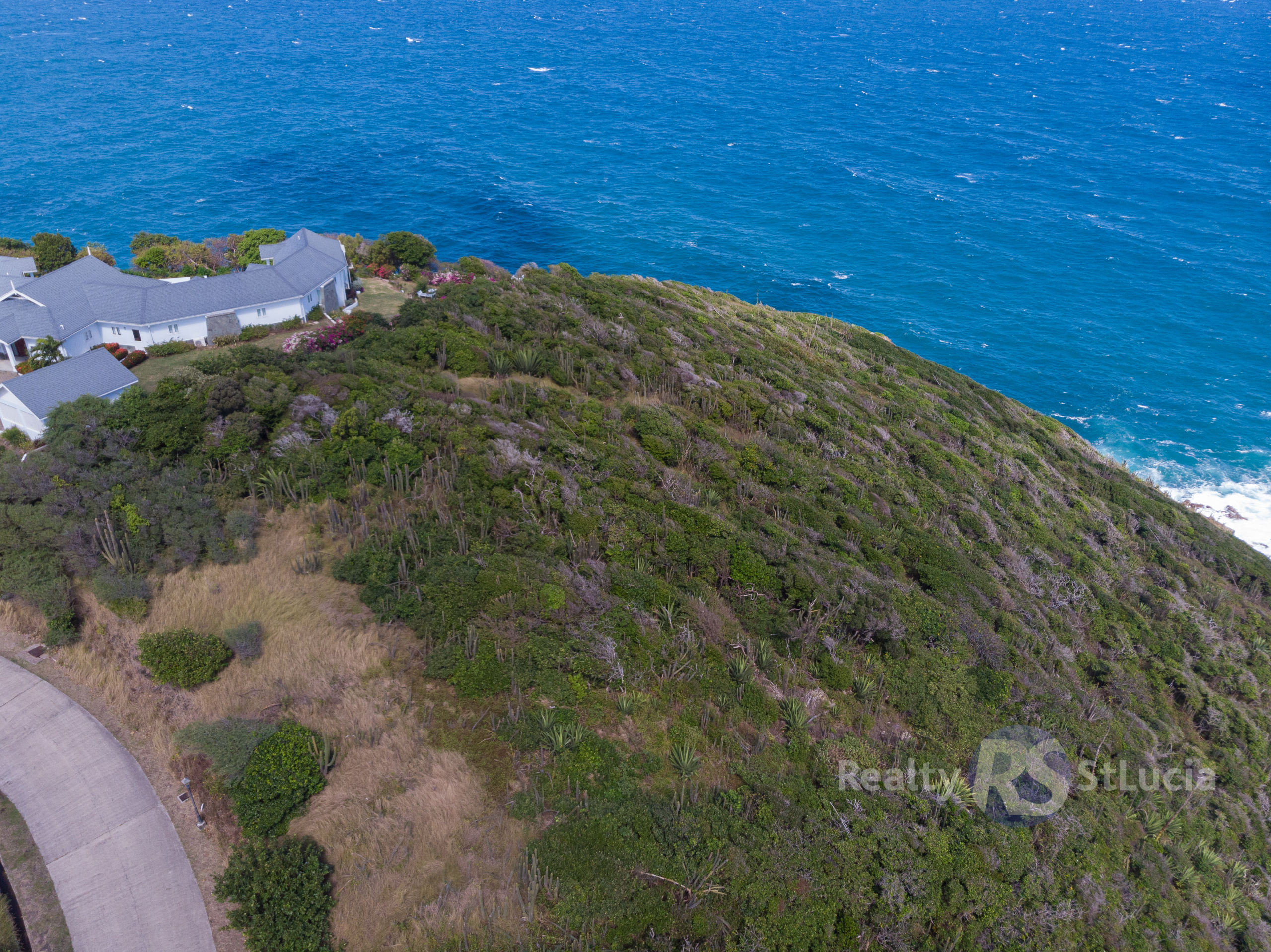 seabreeze hills cap estate St. Lucia