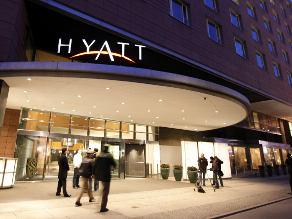 hyatt hotel saint lucia