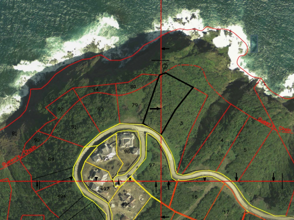 sea breeze hills Land for sale at Cap Estate St Lucia