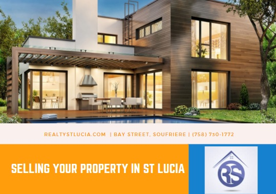 selling property in St Lucia