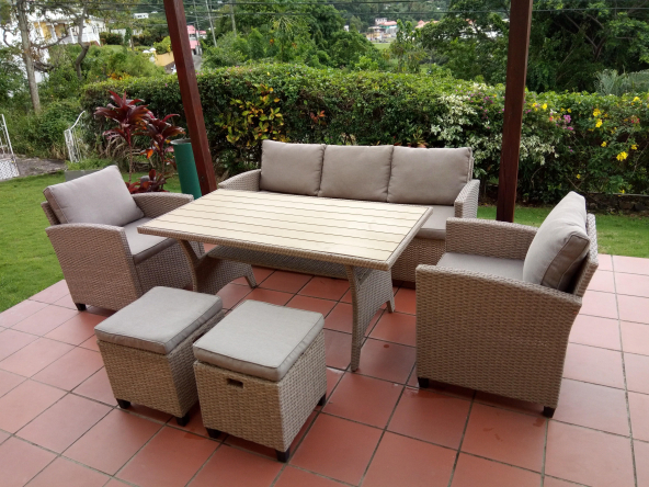 FURNISHED HOUSE FOR RENT ST LUCIA