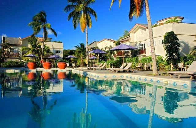 St Lucia luxury beach villa