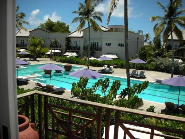 St Lucia luxury beach villa - sleeps 4
