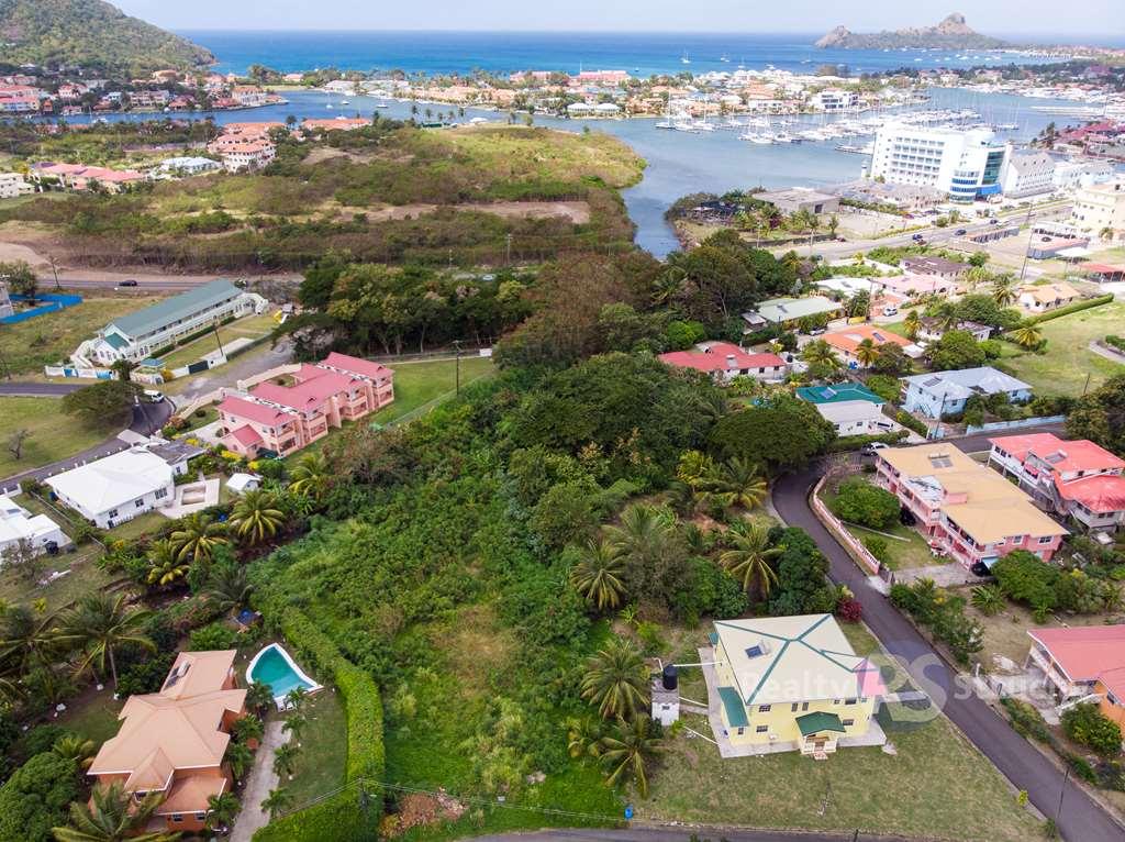 Flat Land For Sale at Bonneterre Gros-Islet