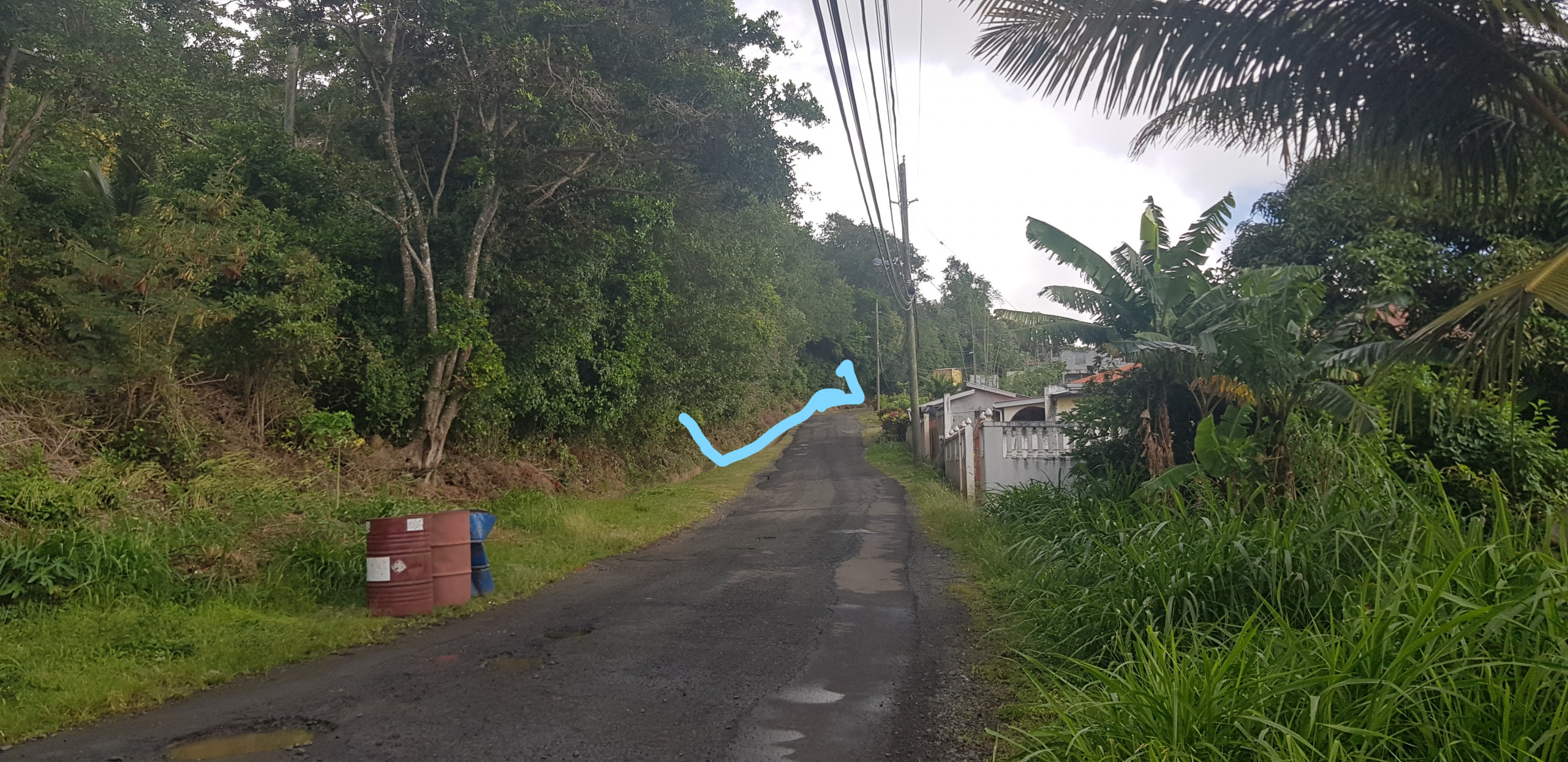 17. 158 Sq Ft Land For Sale at Cacao , Pierrot Vieux-Fort
