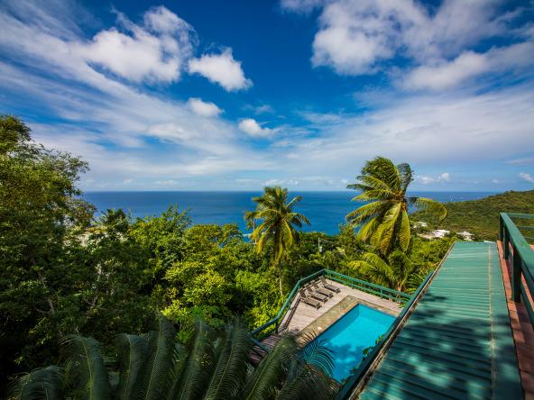 Marigot Bay Villa For Sale Summer Breeze