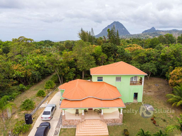house for sale in choiseul st lucia