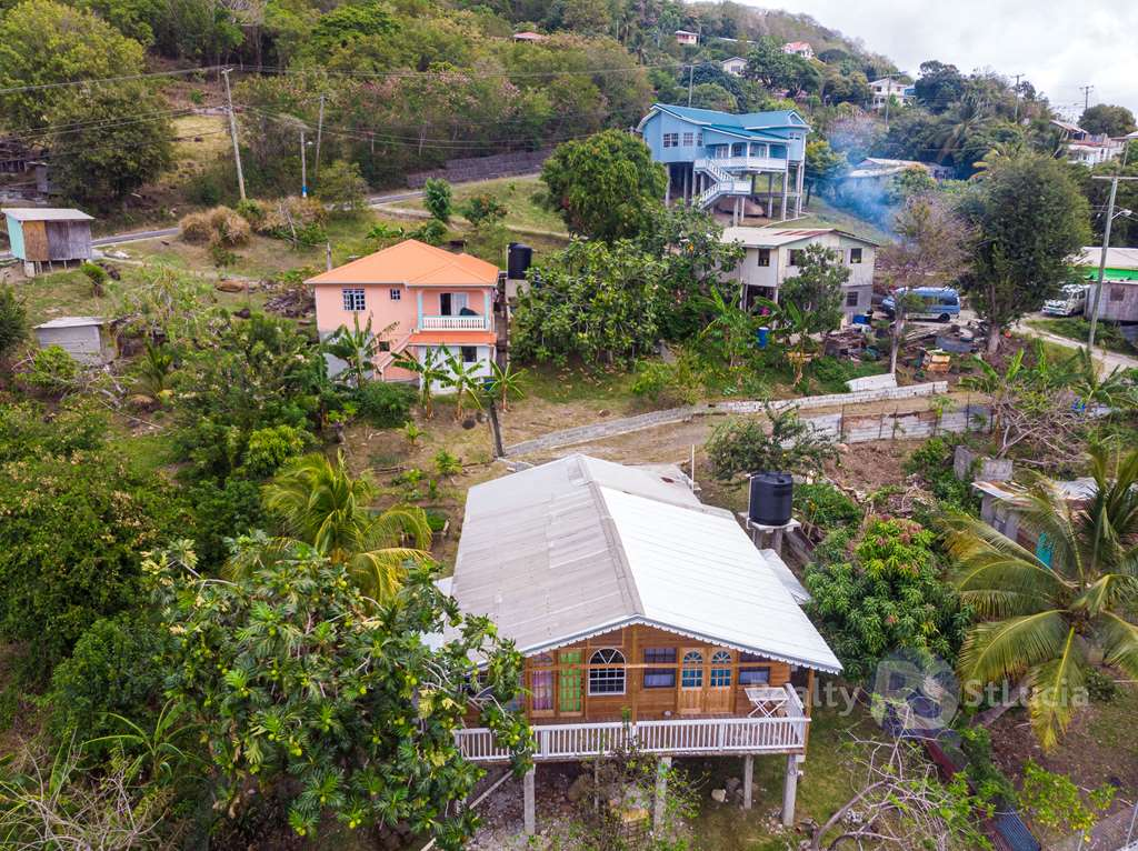 house for sale in st lucia laborie