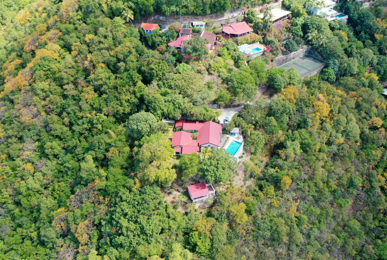 Mango Point villa soufriere real estate