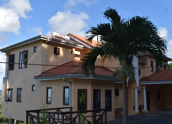 House For Sale in Castries - Morne Fortune