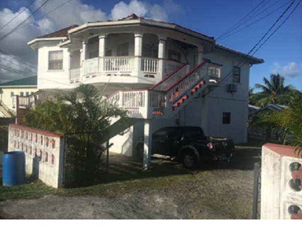 2 Houses on One Lot For Sale at Cedar Heights, Vieux-Fort